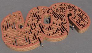 labirinto - banca - risarcimento mutui