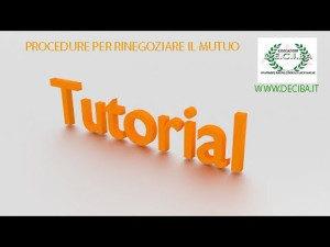 tutorial_rinegoziazione_mutuo